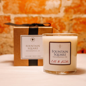 Fountain Square Neighborhood Candle