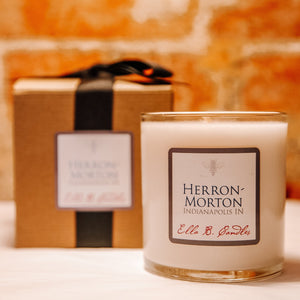 Herron Morton Neighborhood Candle