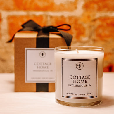 Cottage Home Neighborhood Candle