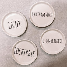 Load image into Gallery viewer, Indy Neighborhood Coasters
