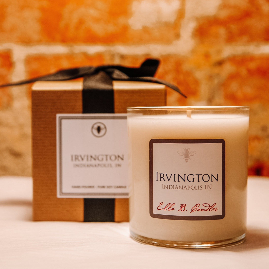 Irvington Neighborhood Candle