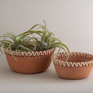 Mesa Decorative Bowls, Set of 2