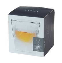 Load image into Gallery viewer, Raye Double Walled Chilling Whiskey Glass