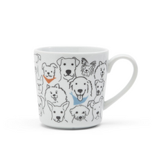 "Load image into Gallery viewer, ""The dog loves me best"" Mug"