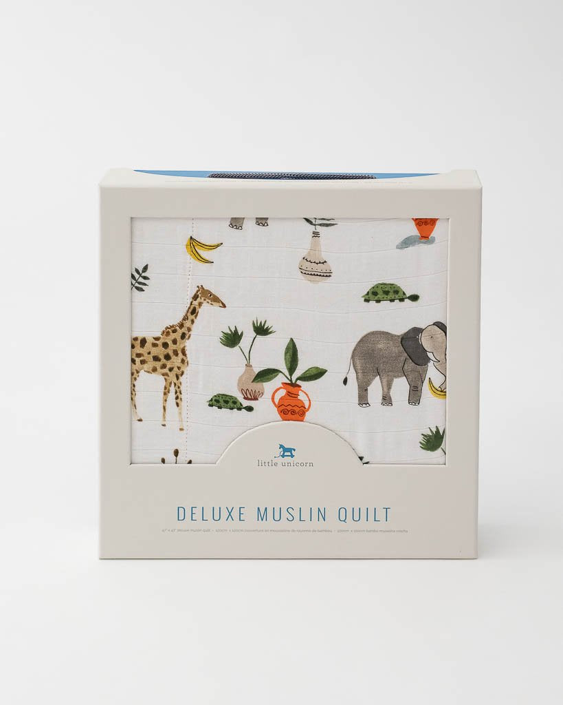 Deluxe Muslin Quilts