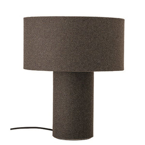 Wool Blend Table Lamp