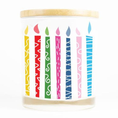 Birthday Soy Candle