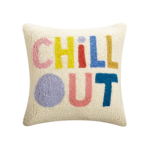 Chill Out Hook Pillow