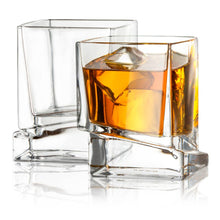 Load image into Gallery viewer, Carre WhiskeyGlasses - Set of 2