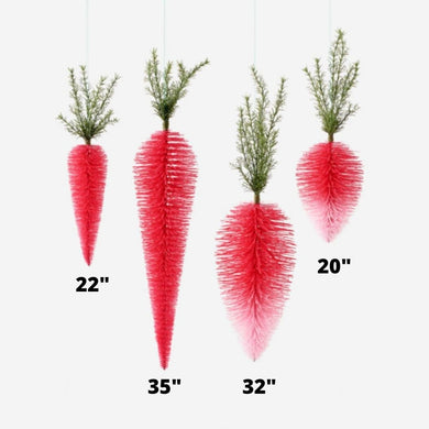 Hanging Carrots