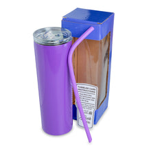 Load image into Gallery viewer, Skinny Tumbler (20 oz.)