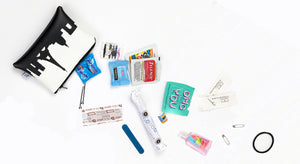 Mini Wallet Emergency Kit by Anne Cate