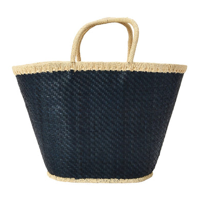 Black Seagrass Bag