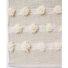 Load image into Gallery viewer, Wool Pom Pom Rug (2x3)