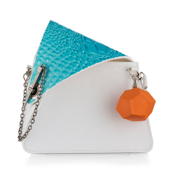 Introducing the color-blocked Okubo crossbody bag!