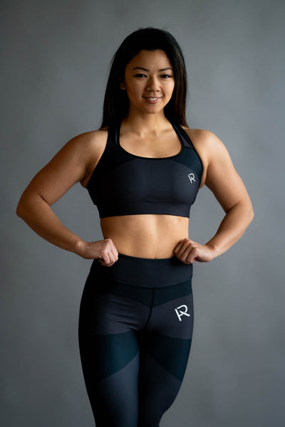 Argentum Sports bra - Pump Apparel