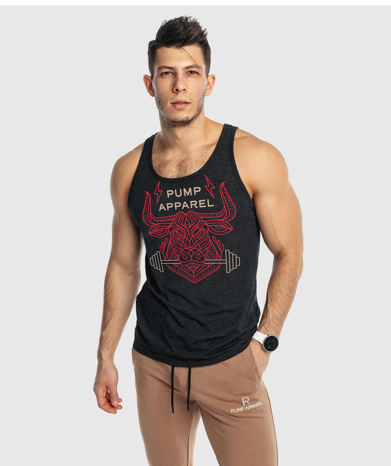 Beast Within Tri Tank Top