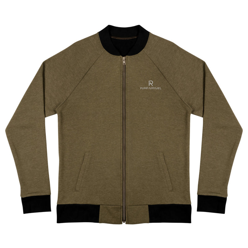 Pump Bomber Jacket