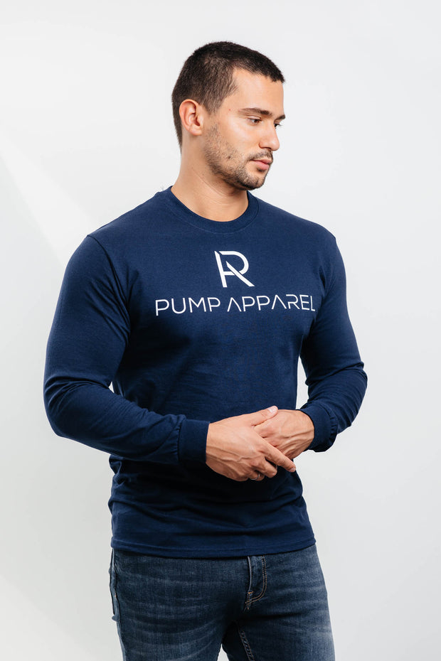 Destiny Long Sleeve Tee - Pump Apparel