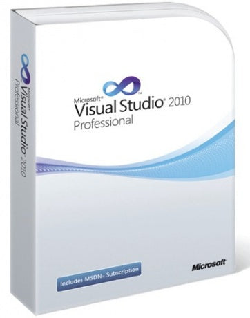 Microsoft Visual Studio 2010 Professional - Estarta Computer