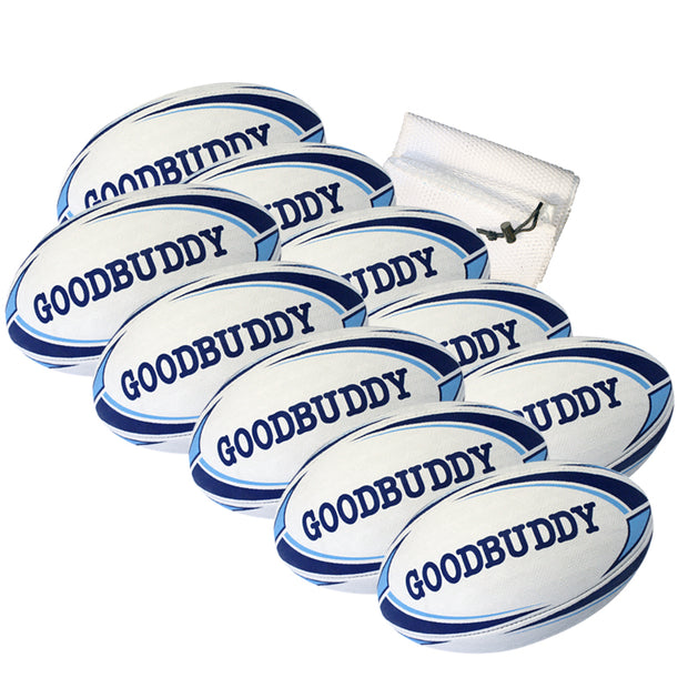 Goodbuddy International Rugby League Ball  (Bag 10)