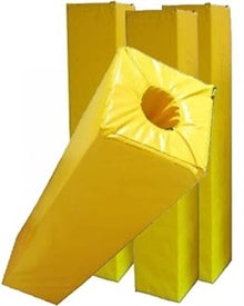 Rugby Goal Post Pads - 4 x Senior Square