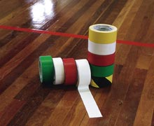 Heavy Duty Floormarking Tapes