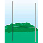 Rugby / League H Design Posts 6m high