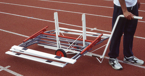 Hurdle Trolley - Holds 20