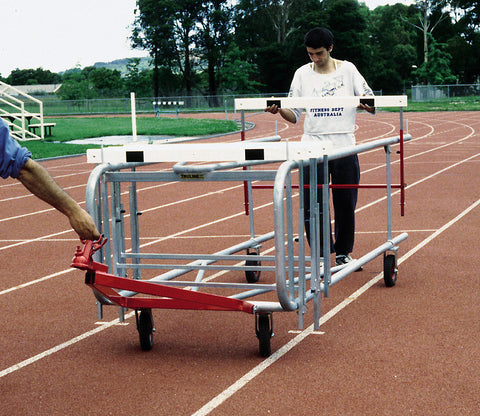 Trolley Hurdle  - Holds 50