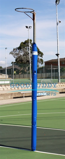 Netball Post Padding Pads - 2.4m High/pr