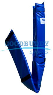 Netball Post Padding Pads - 2.4m High/pr 3