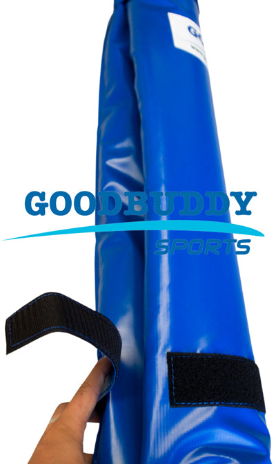 Netball Post Padding Pads - 2.4m High/pr 2