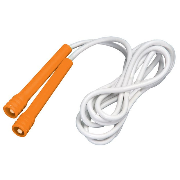 Skipping Rope 1.8m Plastic - Orange Handle