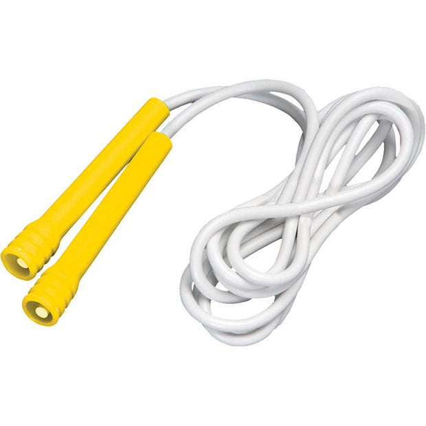 Skipping Rope 4.5m Plastic - Yellow Handles