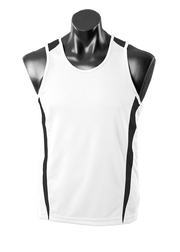NUMBERED Eureka Singlet - Kids