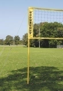Portable Volleyball Court System