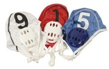 Set of Water Polo Caps (Set of 26)