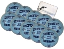 Goodbuddy School Property Netball Size 5 (Bag 10)