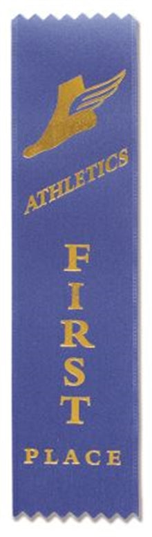 Athletics Award Ribbons (pkt 50)