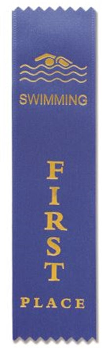 Swimming Award Ribbons (pkt 50)