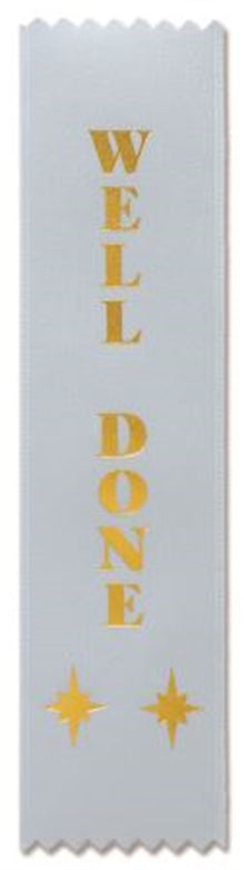 Assorted Award Ribbons (pkt 50)
