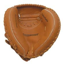 Leather Catchers Mitt - YOUTH