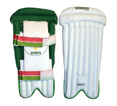 W/Keeping Pads PU Velcro Straps - Youth