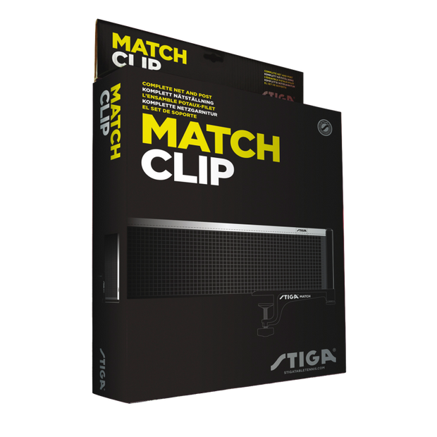 Stiga Match Net & Post Set