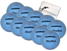 Volleyball Rubber - School Property (Bag 10)