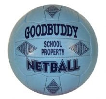 Goodbuddy School Property Netball Size 4