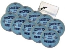Goodbuddy School Property Netball Size 4  (Bag 10)