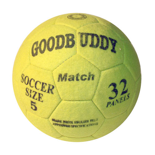 Goodbuddy Felt Soccer Ball - Size 5