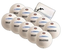 Volleyball Rubber (Bag 10)